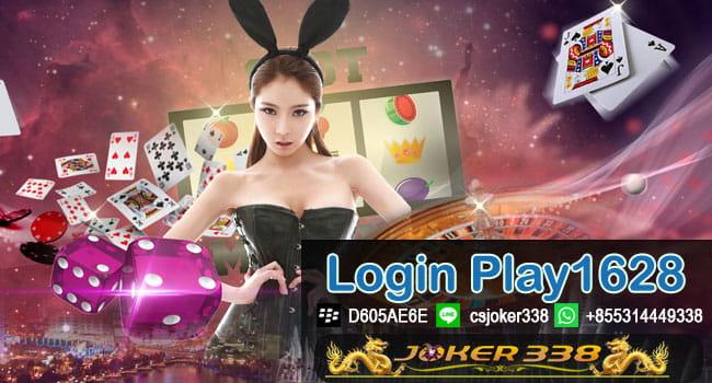 Login Play1628