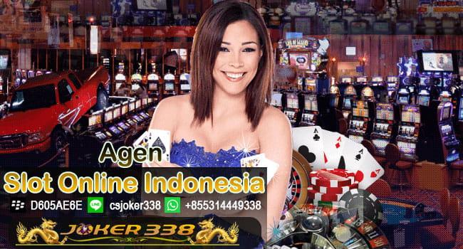 Agen Slot Online Indonesia
