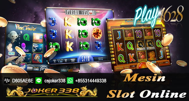 Mesin Jackpot Slot Online